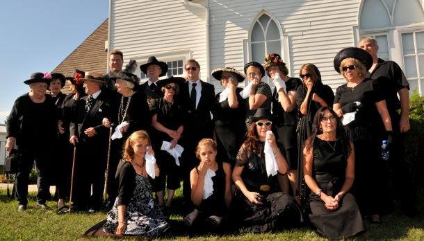 actores funeral